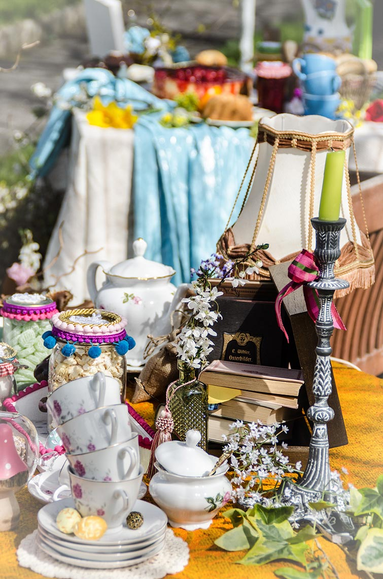 cafe table : alice im wunderland - plussize-crush, Einladung