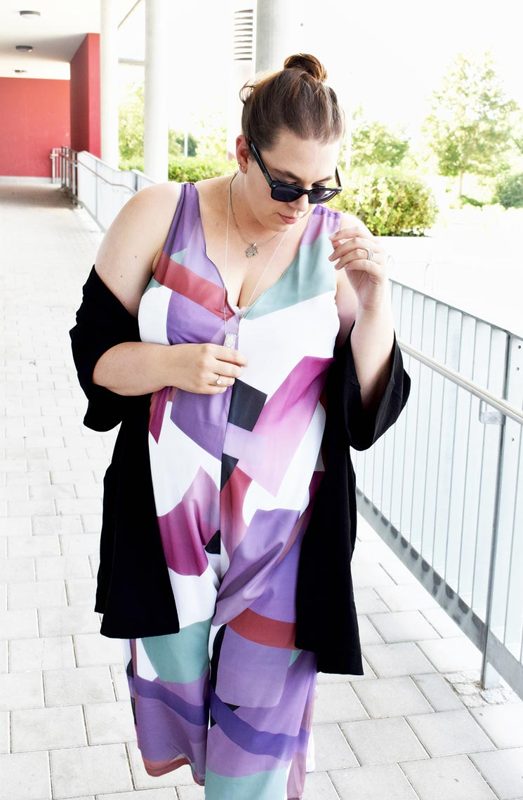 Outfit : Asos Curve Overall & Zizzi Oversize Blazer_DSC_0512