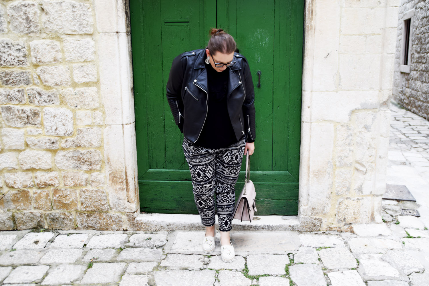 Outfit Trogir Edition : H&M Allover Look _6