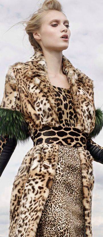 Trendreport : Welcome to the Jungle - die schönsten Teile rund um Animalprint_4